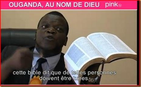 gay ouganda