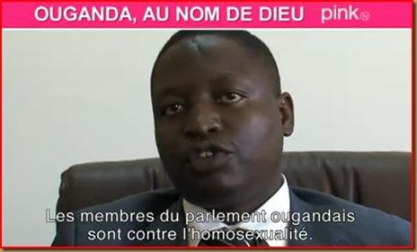ouganda gay