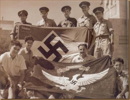 nazi palestinien